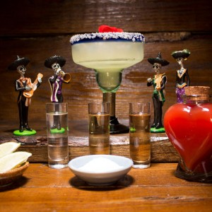 Casa Margarita with Tequila flights