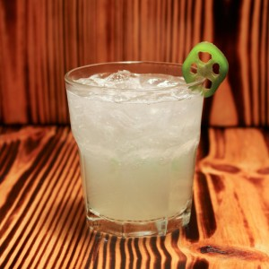 Mezcalita Cocktail