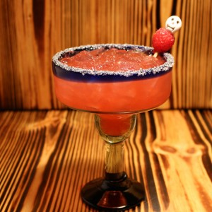 Raspberry Chipotle Shrub Margarita