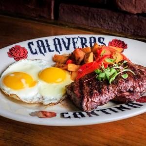 Calaveras Cantina | Brunch | Jupiter Mexican Food