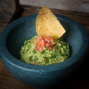 Table side prepared Guacamole