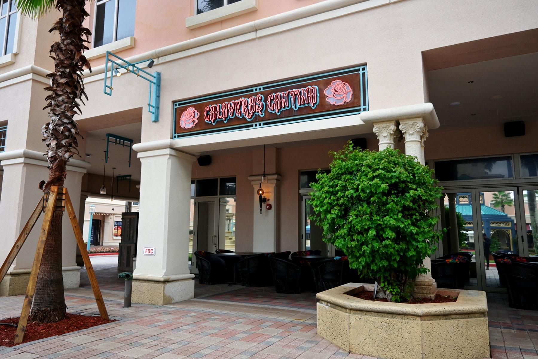 Boca Raton Calaveras Cantina Location